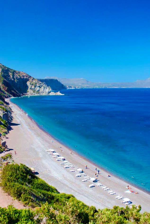 Firi Ammos, Kythera island, Greece