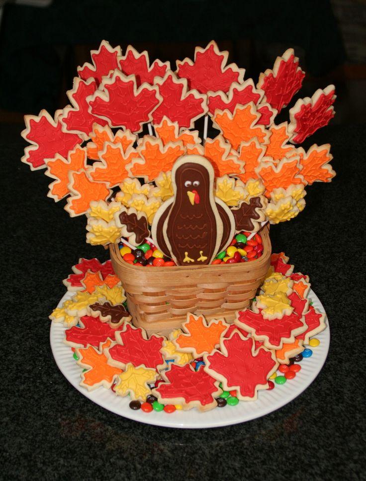Turkey Cookie Bouquet                                                       …