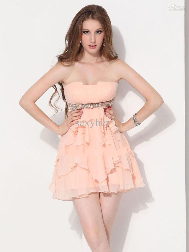 12 best Lovely Cute Cocktail Dresses images on Pinterest | Short ...