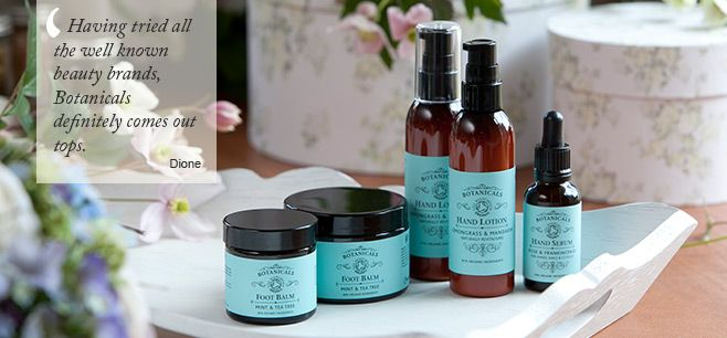 Organic Natural Skin Care Routine