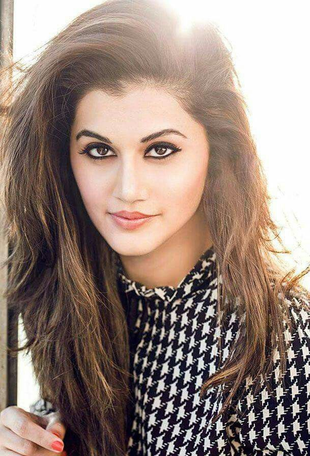 Gorgeous Taapsee Pannu <3
