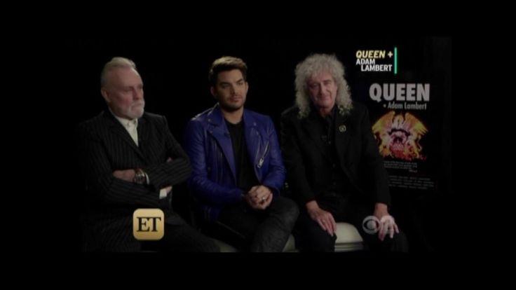 Queen + Adam Lambert Tour Trailer ET 27012017