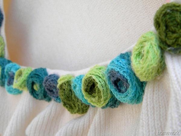 1000+ ideas about Yarn Flowers on Pinterest | Felt flowers ...