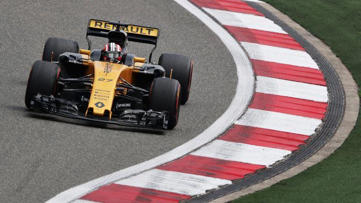 Start von Platz 7 - So macht Hülkenberg Renault flott