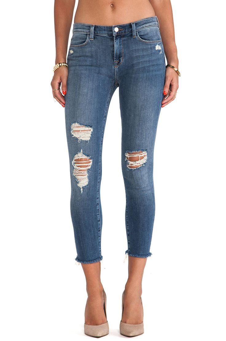 J Brand Woman Cotton-blend Twill Skinny Pants Navy Size 28 J Brand Outlet How Much Outlet Prices Free Shipping Limited Edition OVnDsoe