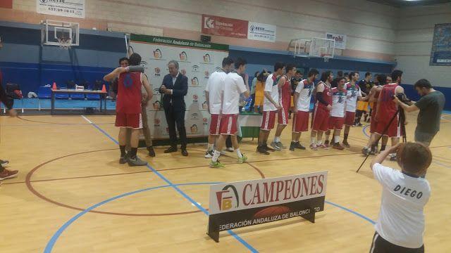 VIVE EL BASKET CON EDUARDO BURGOS: Maristas Córdoba 75 se proclama campeón senior pro...
