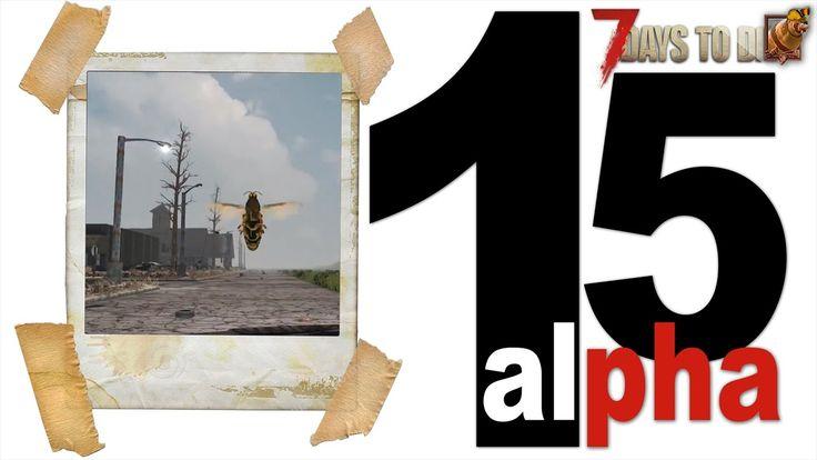 7 Days to Die (15 alpha) ► (22-23день) Забег в большой город и переезда ...