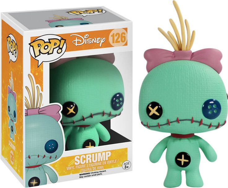 Funko Disney Lilo & Stitch SCRUMP Pop Vinyl Figure PRE-ORDER www.PopGoesTheFunko.com Pop Goes The Funko | 818-355-5744 888-272-8754 | JVK Die Cast & Hobbies, 2312 W. Magnolia Blvd., Burbank, CA 91506