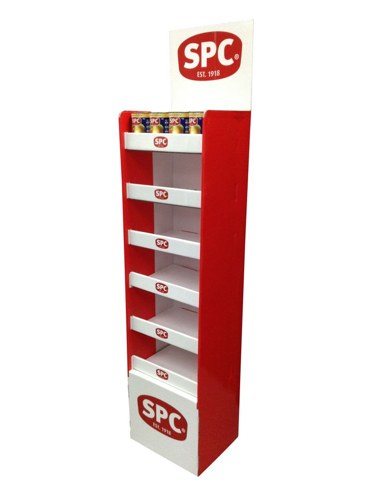 Our 'FastBuild' Shelf Stackers come in many shapes and sizes!  How many shelves do you need...