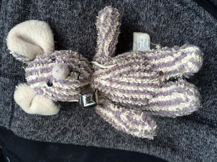 Found on 15 Jul. 2016 @ Manchester airport multi storey car park. Found well loved Russ small toy mouse with bell tied around his neck. Looks well loved and someone must be missing him! He was put on my car when it was parked in the multi storey car park at Manch... Visit: https://whiteboomerang.com/lostteddy/msg/5url78 (Posted by Lucy on 15 Jul. 2016)