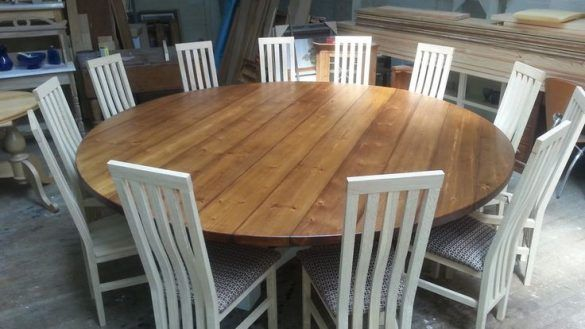 Interior 10 Seater Extendable Dining Table And Chairs Attractive