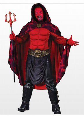 'Lord Lucifer' spectaculair duivel kostuum