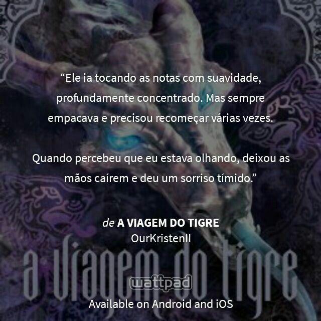 A Viagem Do Tigre Frases Em 2019 Books Saga E Bad Boys