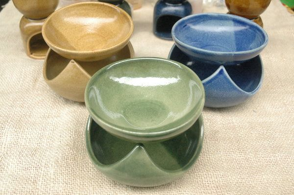 ceramic oil burners - Google Search