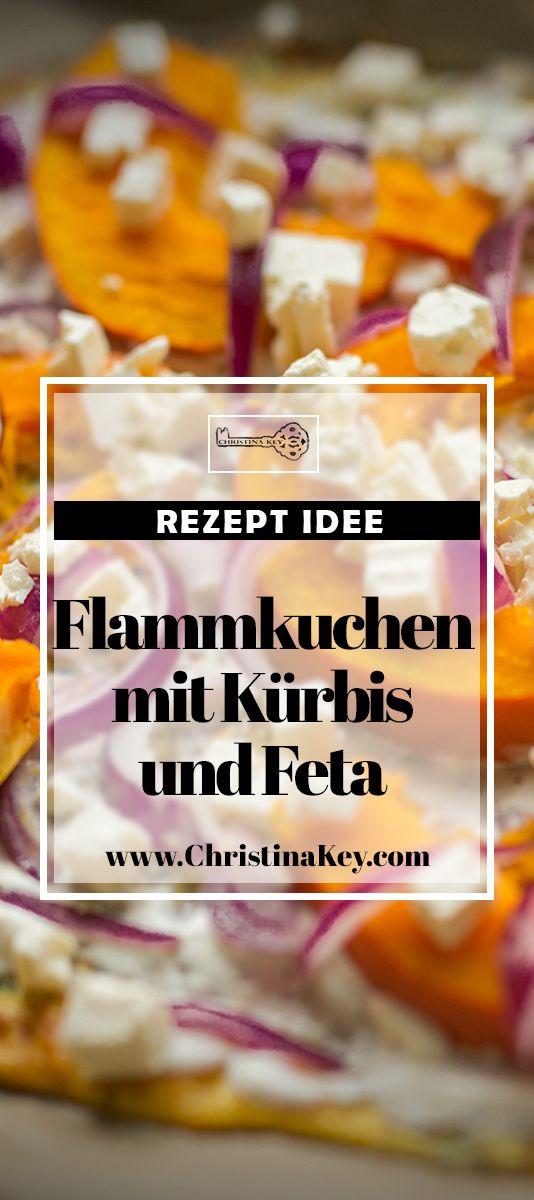 Rezept Idee im Herbst: Köstlicher Kürbis Flammkuchen mit Low Carb Boden - Das perfekte Rezept für Groß & Klein! Jetzt entdecken auf CHRISTINA KEY - dem Fotografie, Blogger Tipps, Rezepte, Mode und DIY Blog aus Berlin, Deutschland