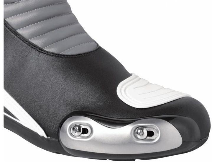 Original Held Toe slider for Motorcycle Sport Boots Donington titanium