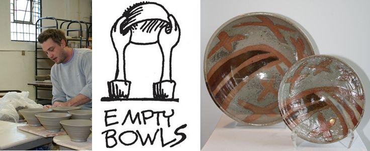 empty bowls fundraiser - Google Search
