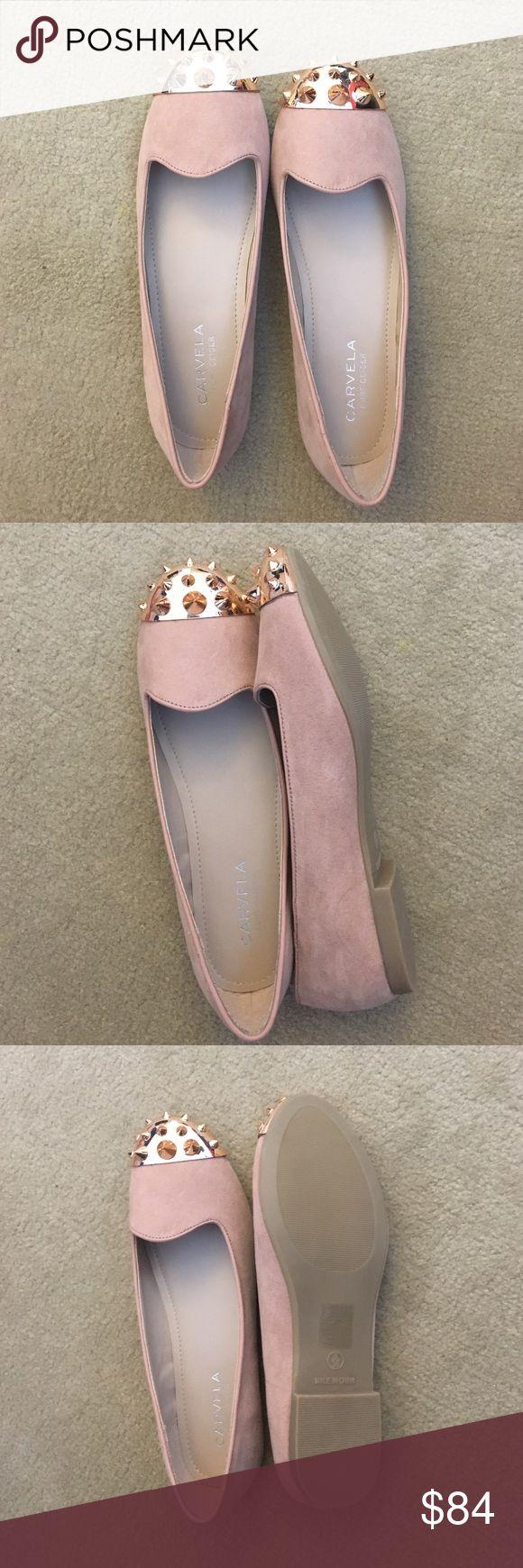 Carvela Pink Loafer Brand New 100% new! Carvela Shoes Flats & Loafers