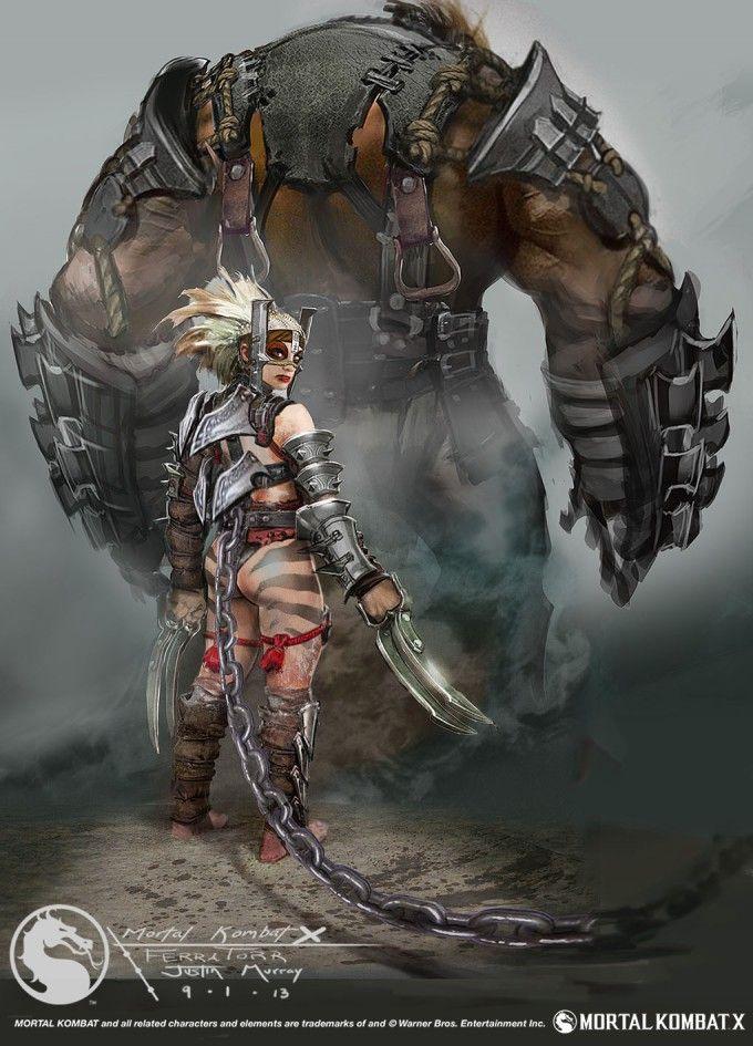 Concept Art - [Exclusive | Mortal Kombat X]