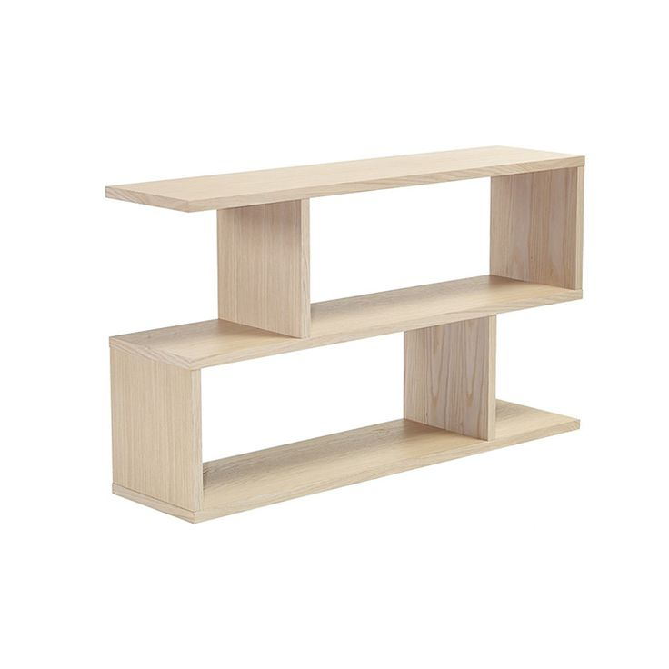 Content By Conran Balance Low Shelf in Limed Oak - http://www.cimmermann.uk/shop-by-brand/content-by-conran/content-by-conran-balance-tall-shelving.html