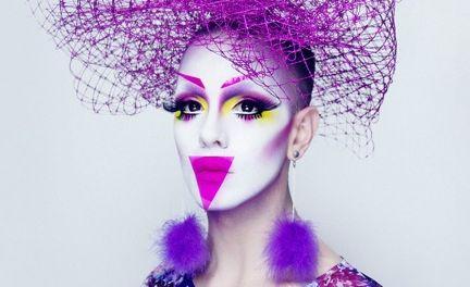 Der New Yorker Make-Up Artist Ryan Burke bricht mit seinen Kreationen alle Regeln und mischt die Queere Szene der Stadt die niemlas schläft auf! www.superlative-magazine.de