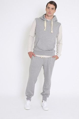 HORACE ATHLETIC TRACK PANT + JOEL ATHLETIC SWEAT  (A/W 2014)