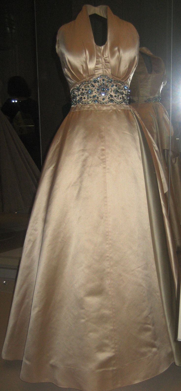 Saw this dress of princess margaret 39 s on display at for Wedding dresses norman ok