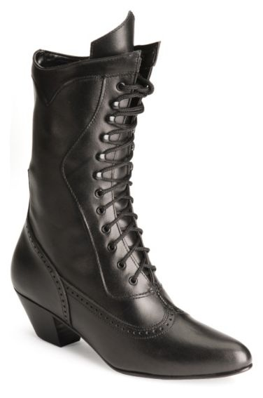 Victorian Ladies Boot, black.  Like!: Quality Shoes, Victorian Boots, Casual Shoes, Sherlock Boots, Ladies Boots, Victorian Shoes, Shoes Boots, Vintage Shoes