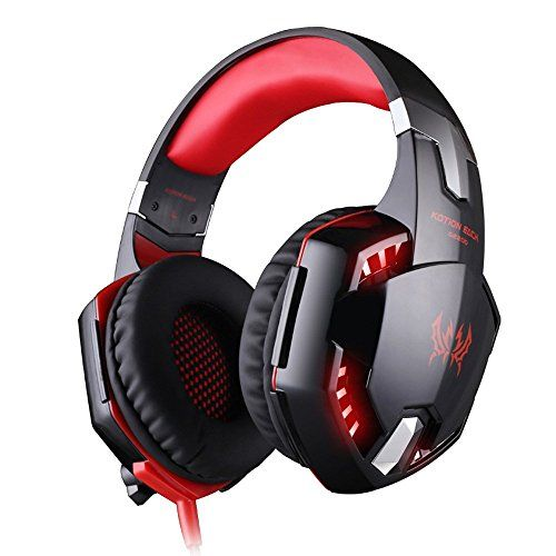 Special Offers - Cheap Gaming Headphones USB 7.1 Surround Sound Vibration Over-Ear Gaming Headset Headphones with Led lights Professional Gaming Headset for Computer PC Gamer (Red) - In stock & Free Shipping. You can save more money! Check It (December 25 2016 at 02:47PM) >> http://eheadphoneusa.net/cheap-gaming-headphones-usb-7-1-surround-sound-vibration-over-ear-gaming-headset-headphones-with-led-lights-professional-gaming-headset-for-computer-pc-gamer-red/