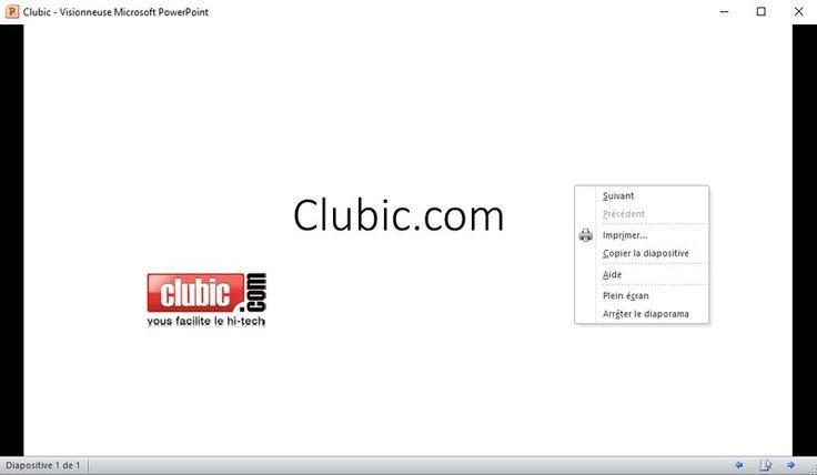 Télécharger Visionneuse PowerPoint : visualisez aisément les fichiers réalisés avec PowerPoint : téléchargement gratuit, rapide et sûr !