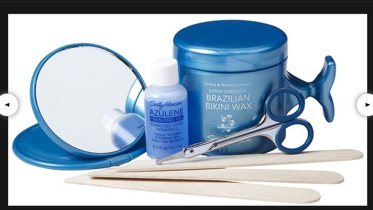 Sally Hansen wax kit (extra strong)