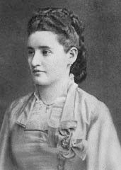 """""""Anna O. one of Freud's first patients.  Her real name was Bertha Pappenheim (1859–1936), an Austrian-Jewish feminist.""""  Freud originally thought sexual abuse caused the epidemic of """"Hysteria."""" But then blamed the women when his male peers objected to his blaming their rape of children and young women."""