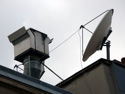 how to set up satellite tv in rv