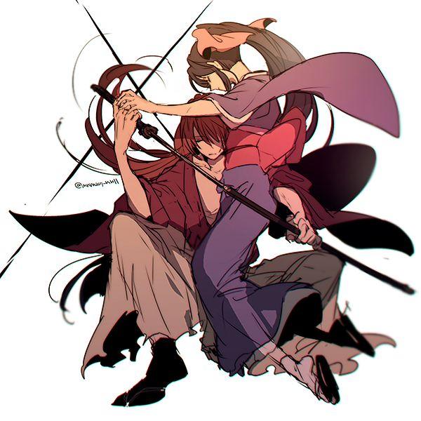 1000+ Ideas About Rurouni Kenshin On Pinterest