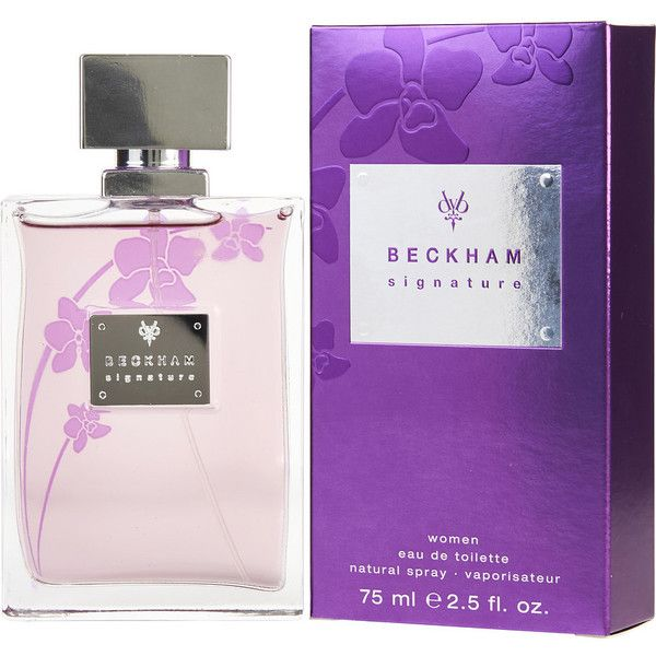 Beckham Signature By David Beckham Edt Spray (81 CAD) ❤ liked on Polyvore featuring beauty products, fragrance, david beckham fragrance, david beckham and david beckham perfume