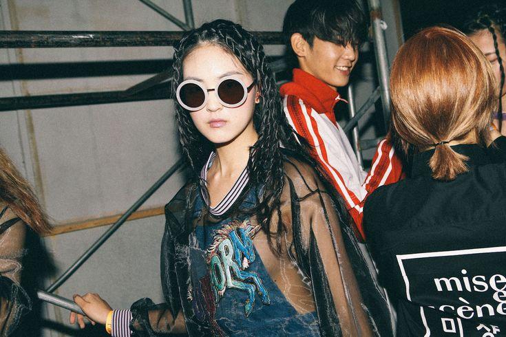 Seoul Fashion Week SS17 Backstage: Kimmy J — mutzine