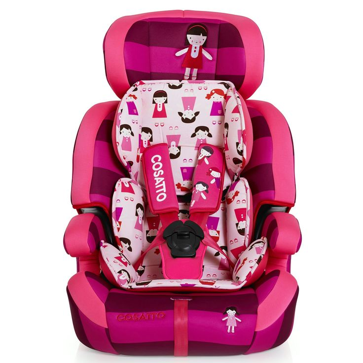 Halfords Junior Car Seats