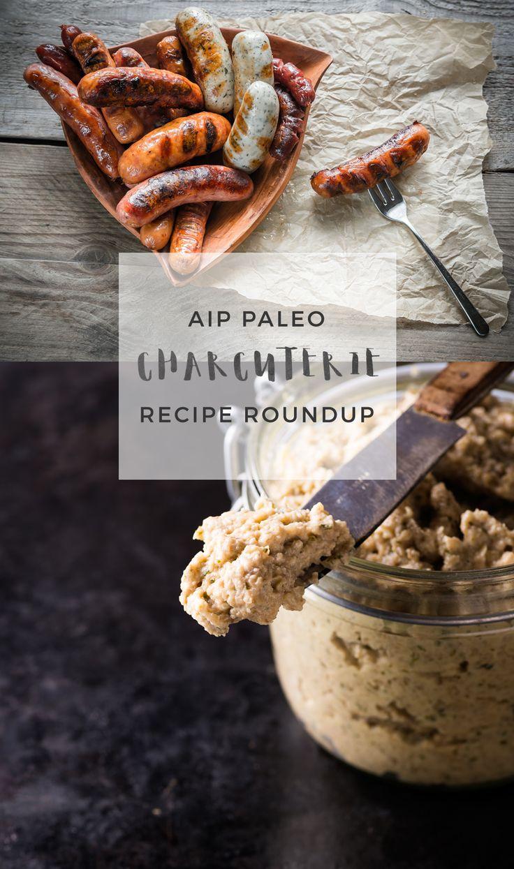 AIP Charcuterie Recipe Roundup | Enjoying this Journey...