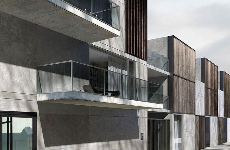 Les 25 meilleures id es concernant architecture for Habitat minimaliste
