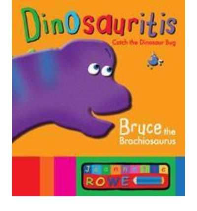 Bruce is a Brachiosaurus. He is the BIGGEST dinosaur to have ever walked the earth! Go Bruce! Bright and bold with simple facts presented in a fun and lighthearted way, this series has been specially crafted to entertain the pre-schooler who is fascinated by the prehistoric world.