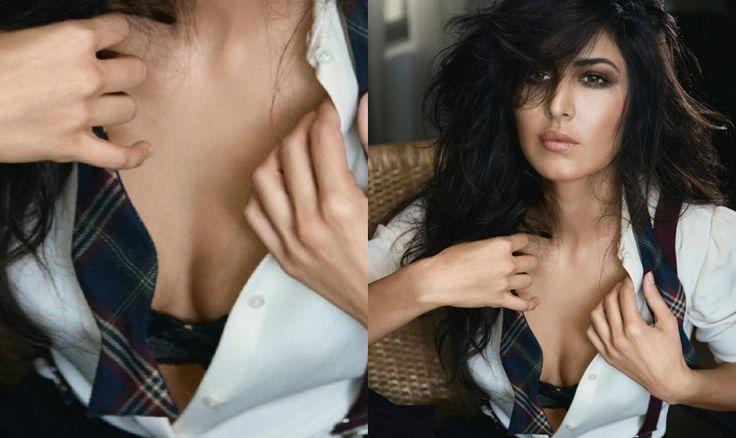 Katrina Kaif In Hot Black Bra Pics Must See