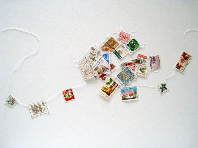 """""""Adventpost """" for the BRIGITTE Weihnachst-Bloggerei by frauheuberg, via Flickr"""