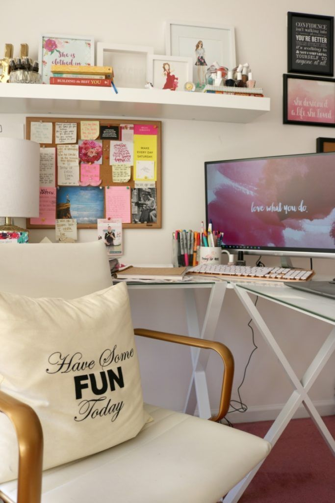 Swell 17 Best Ideias Sobre Womens Office Decor No Pinterest Largest Home Design Picture Inspirations Pitcheantrous