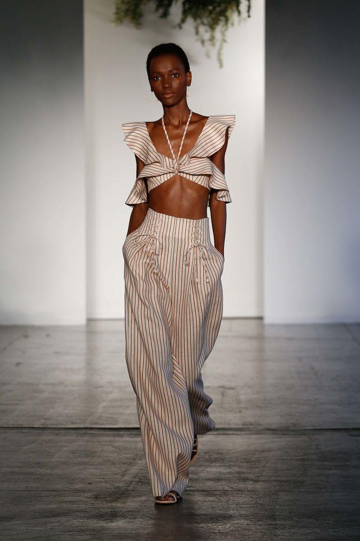 Zimmermann Resort 2018 Fashion Show - Zimmermann, Resort 2018, New York, June 2017