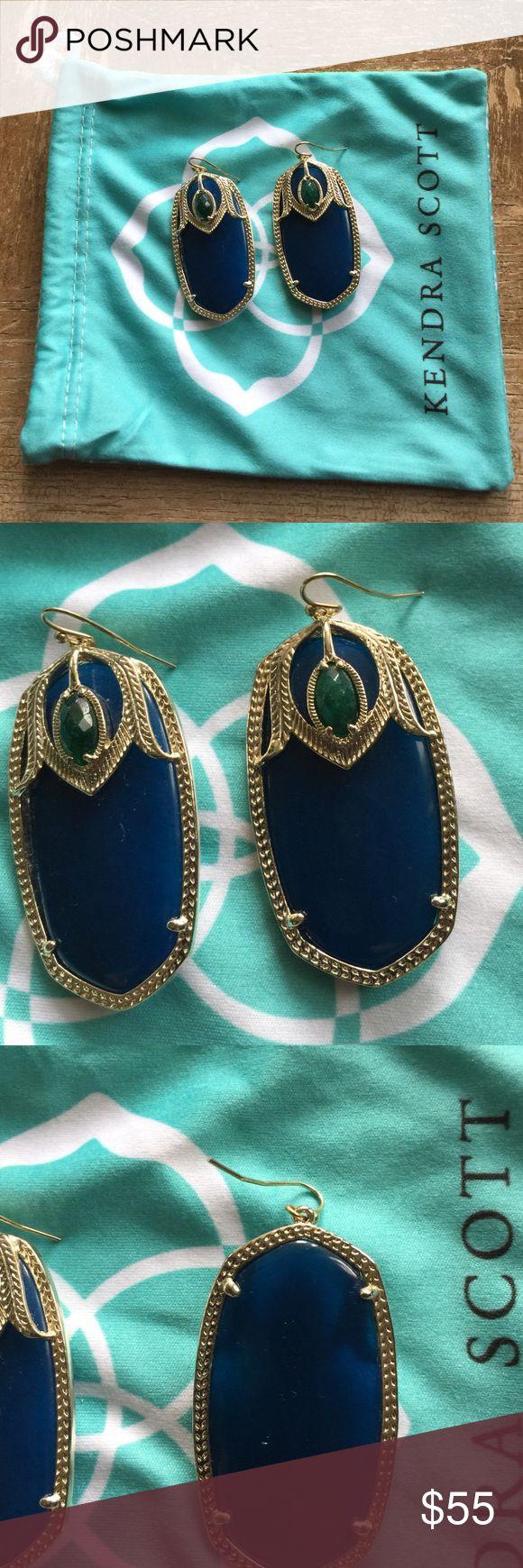Earrings Authentic Kendra Scott Earrings Authentic Kendra Scott Karen Scott Jewelry Earrings
