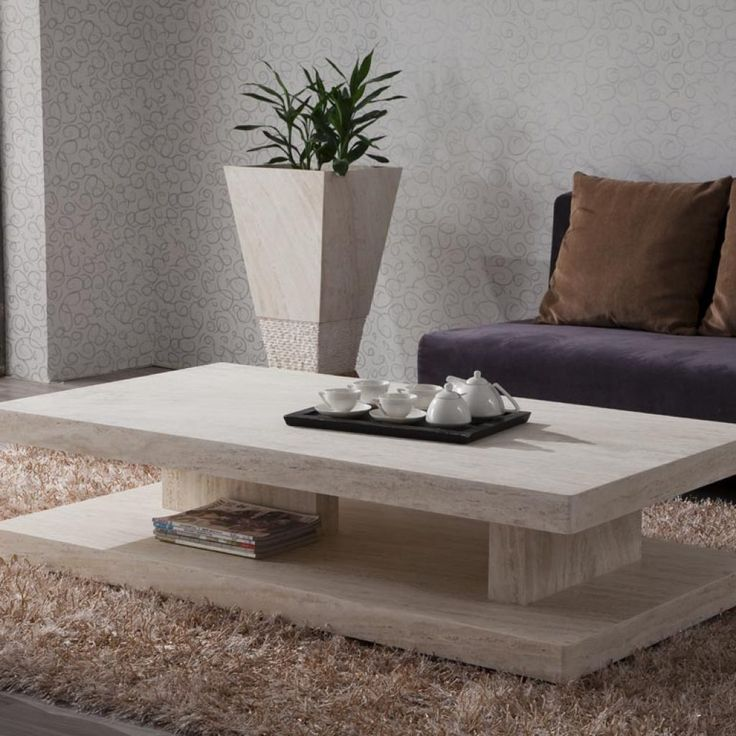 Marble Look Top Coffee Table: Best 20+ Stone Coffee Table Ideas On Pinterest