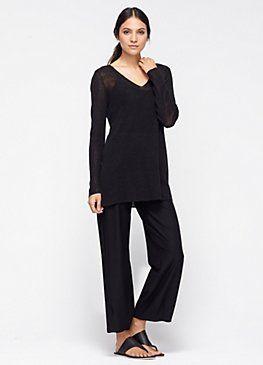 EILEEN FISHER: Slouchy Pants