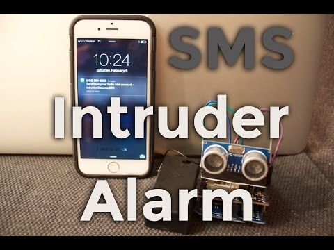 How to Make an textSMS Intruder Alarm « Hacks, Mods & Circuitry