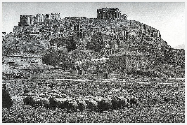 Athens 1914 by gichristof, via Flickr