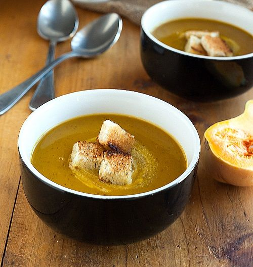 ... Curried Butternut Squash Soup, Squash Soup and Butternut Squash Soup